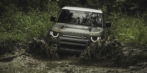 2020 Land Rover Defender Is Back, and Better Still, It's Coming to America