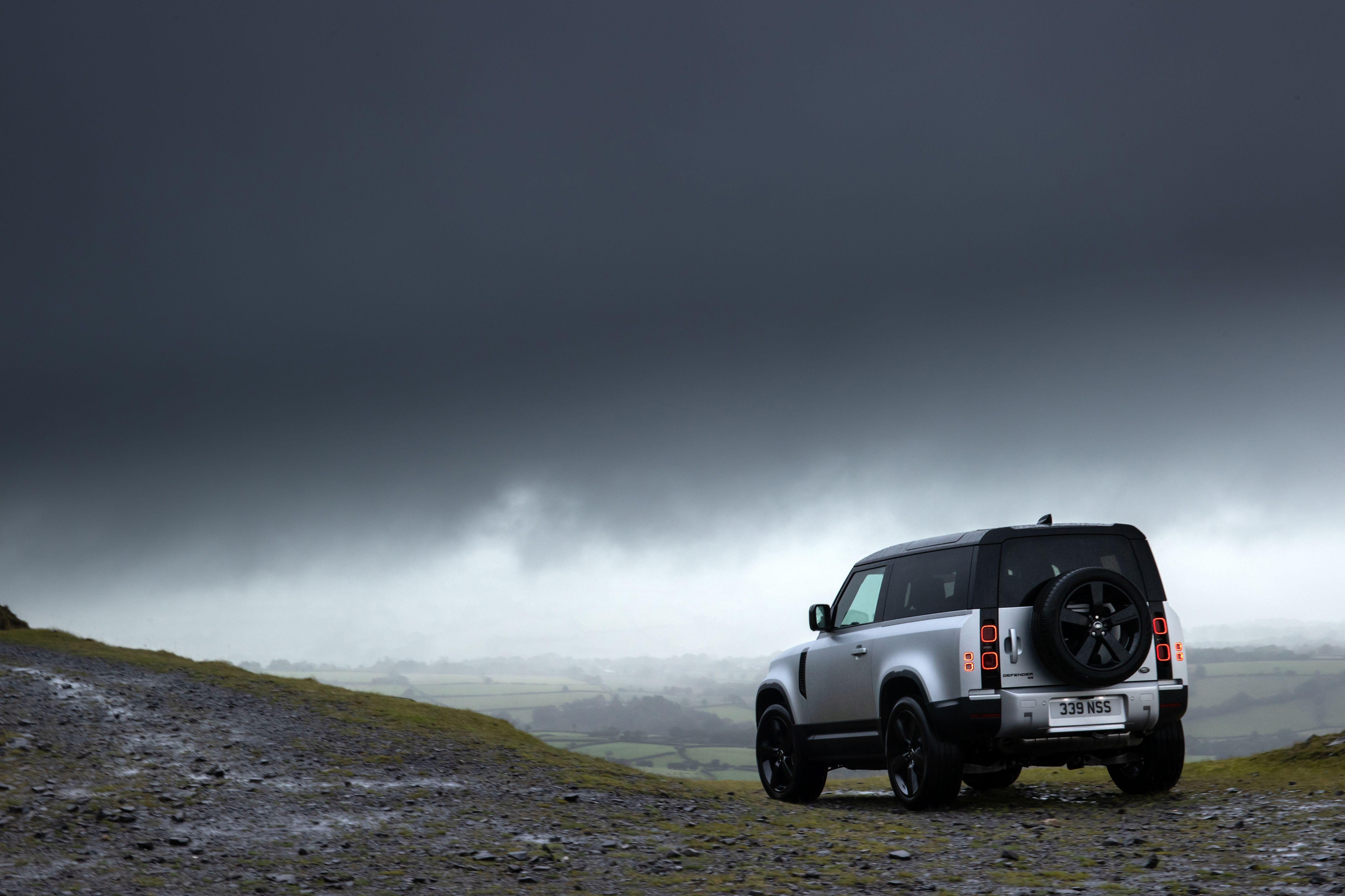 2021 Land Rover Defender 90 Two-Door Finally Coming To U.S ...