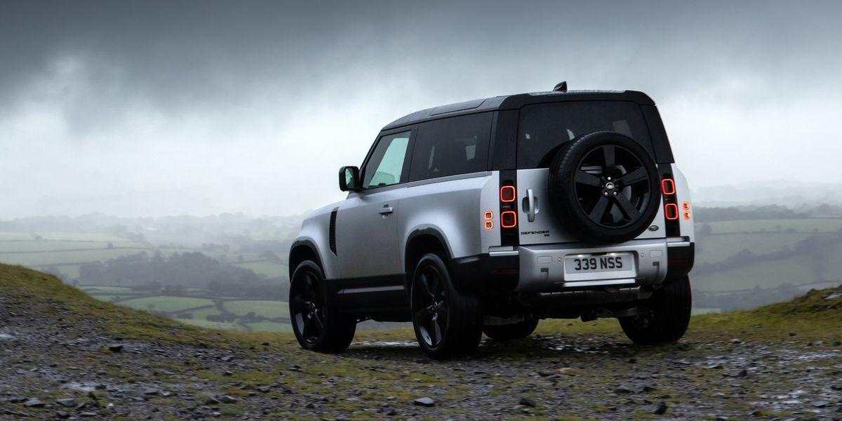 2021 Land Rover Defender 90 Two-Door Finally Coming to U.S.