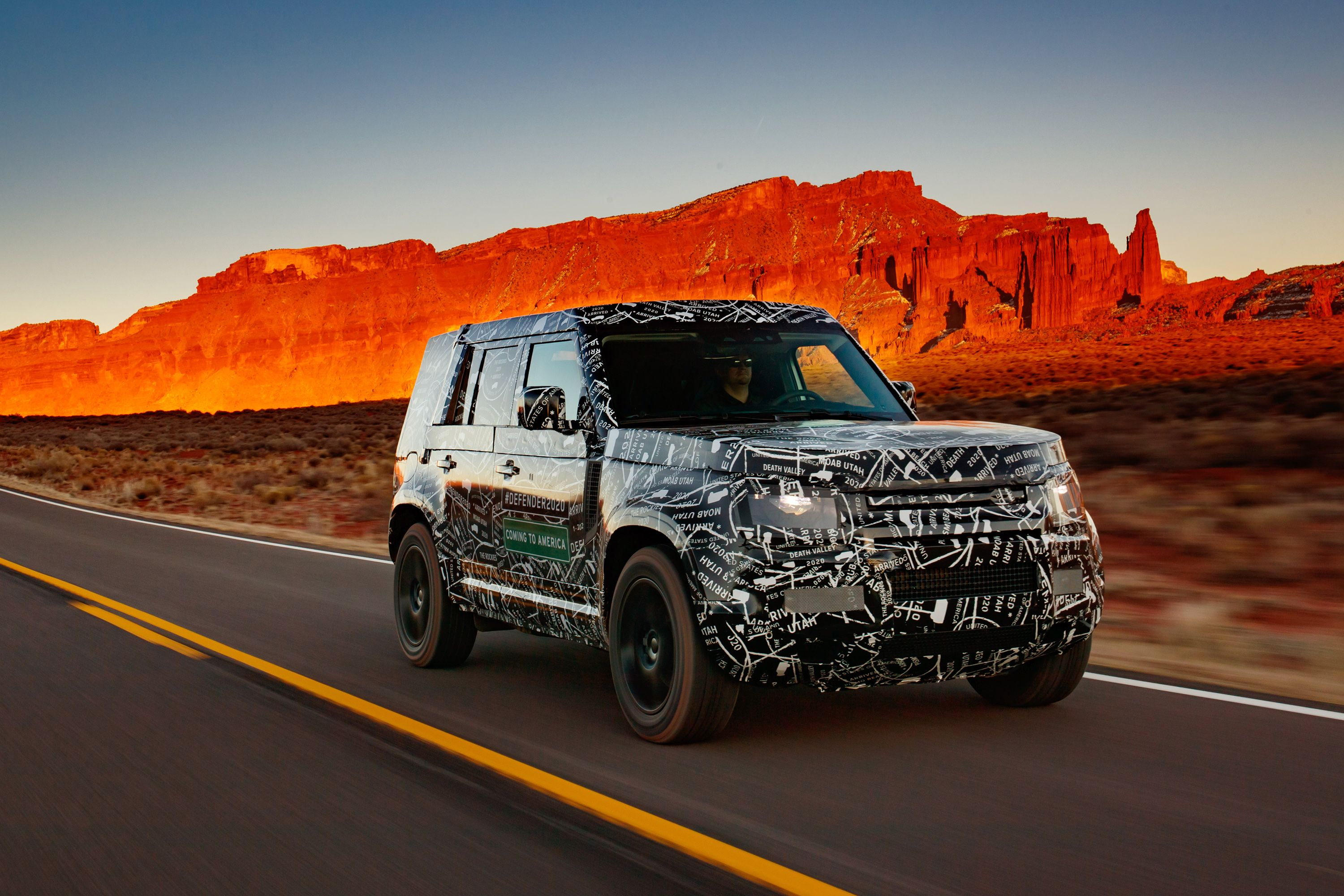2020 Land Rover Defender: Everything We Know