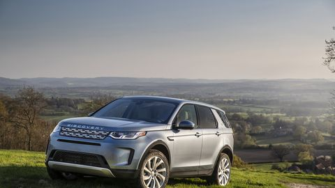 2020 Land Rover Discovery Sport: Updated, New Tech And Price >> 2020 Land Rover Discovery Sport Review Pricing And Specs