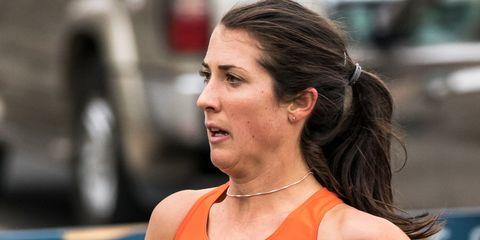 Laura Thweatt is top American at NYC Marathon.