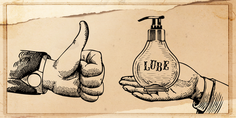 history of lube