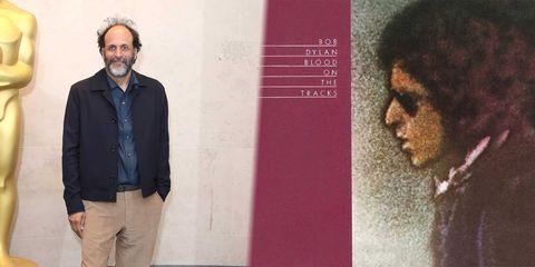 """Luca Guadagnino rodará una película basada en el disco """"Blood On The Tracks"""" de Bob Dylan"""