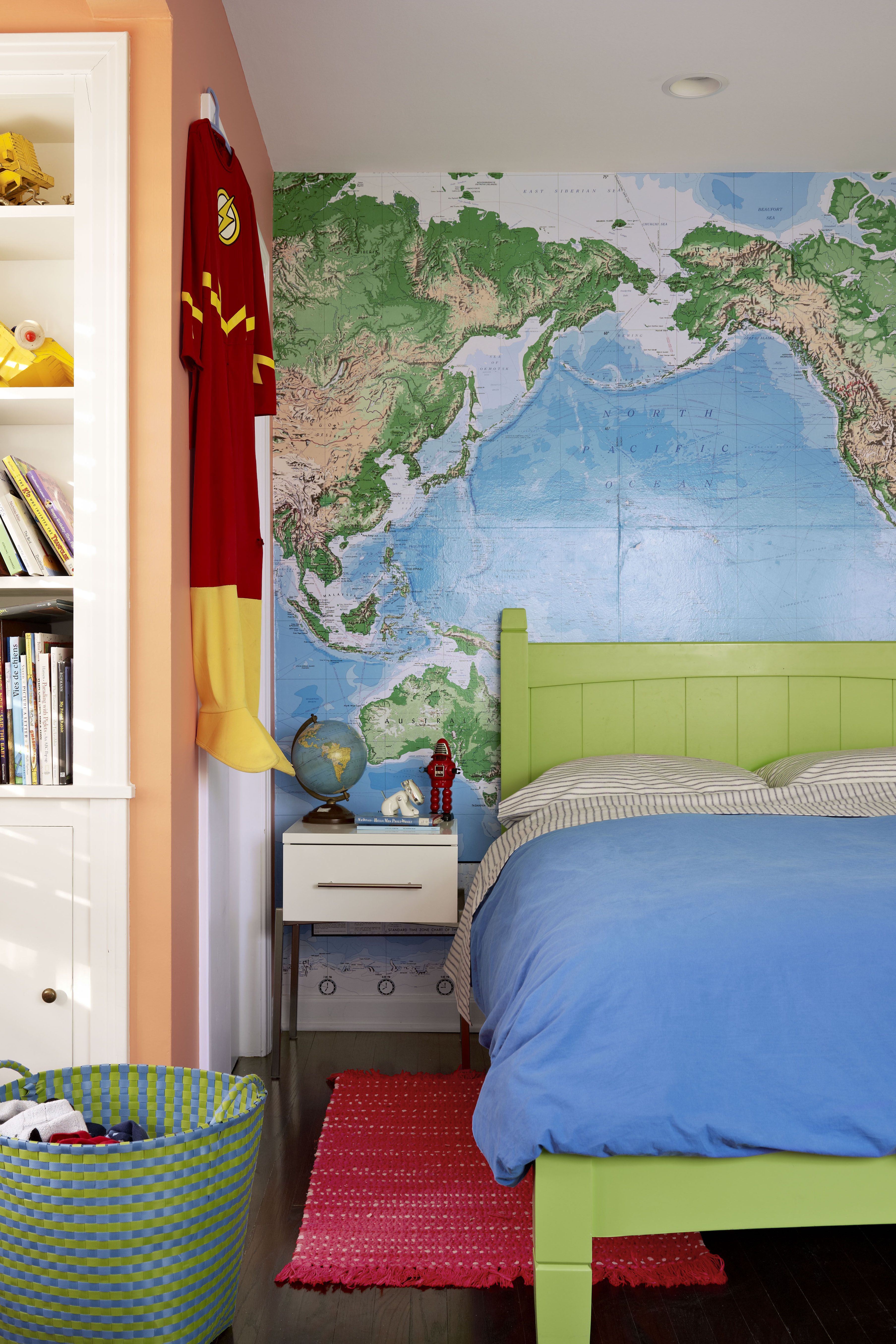 Picture of: 30 Best Kids Room Ideas Diy Boys And Girls Bedroom Decorating Makeovers