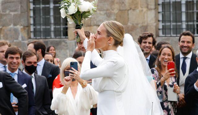 boda de marcos juncadella y lucía bárcenas