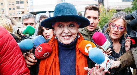 Lucia Bose juicio