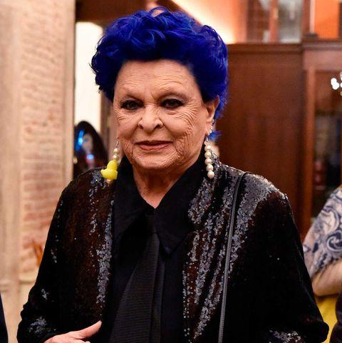 Lucía Bosé inaugura una nueva exposición en Venecia