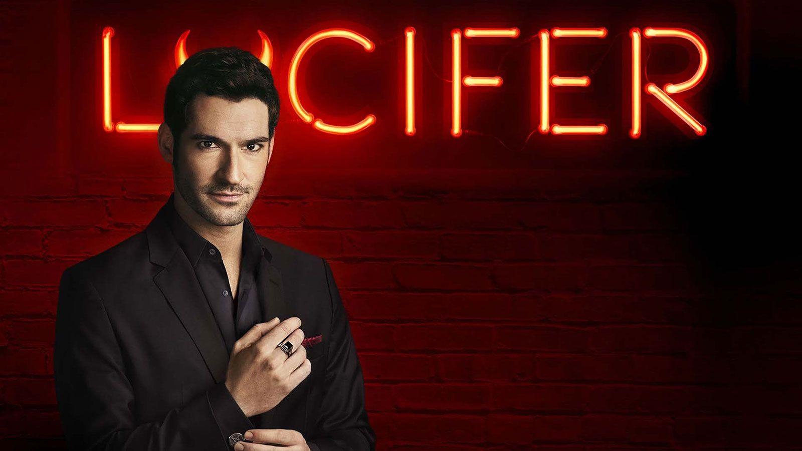 Lucifer. Netflix