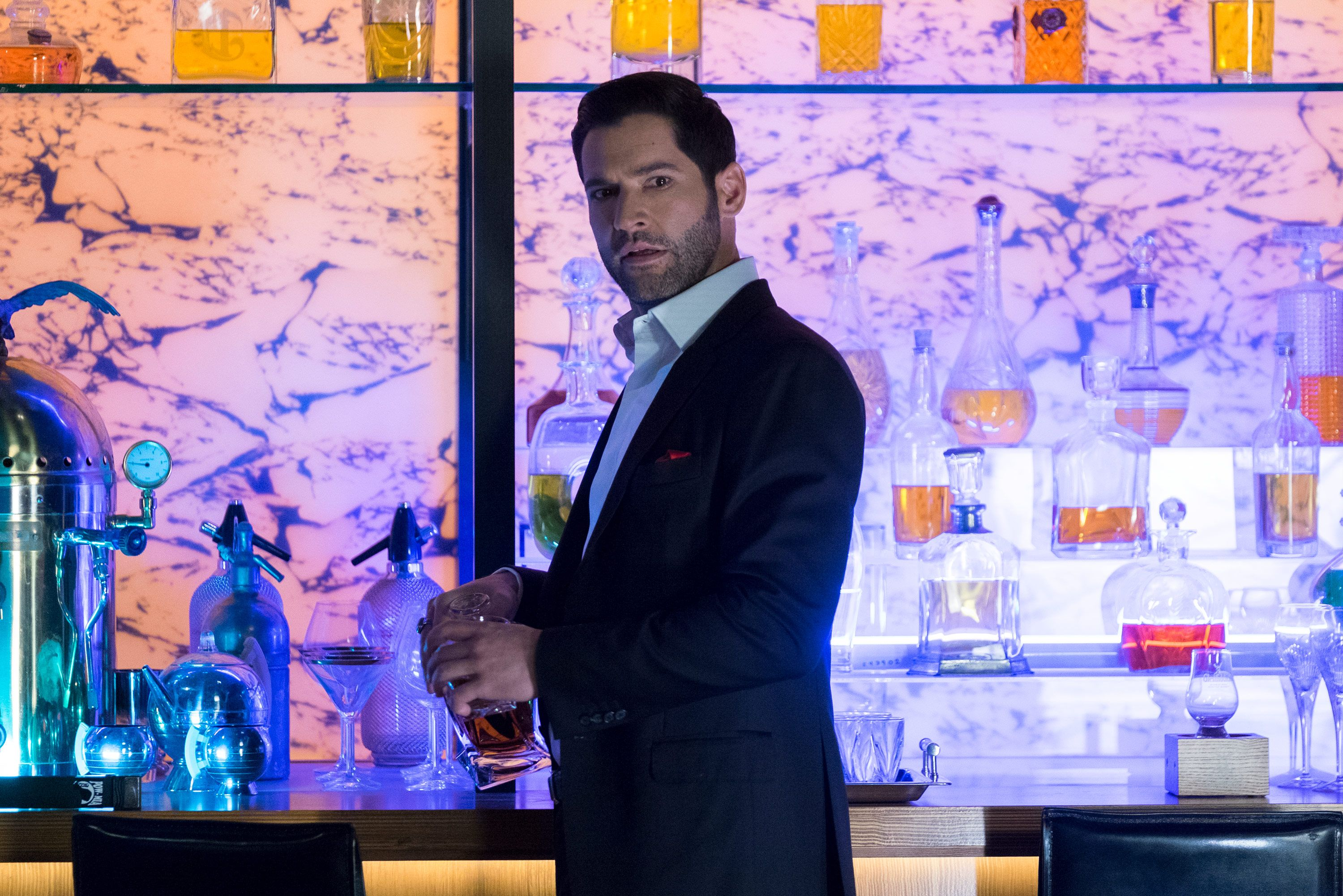Lucifer star Tom Ellis reveals whether he'll be in Arrowverse's Crisis on Infinite Earths crossover