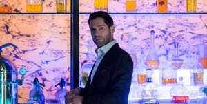 Tom Ellis, Lucifer season 4