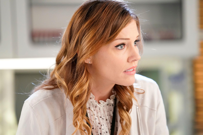 Lucifer - Tricia Helfer as Charlotte