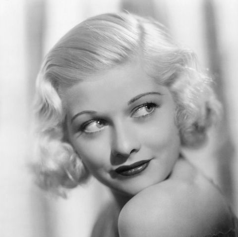 old hollywood stars before they were famous portrait of lucille ball at age 23