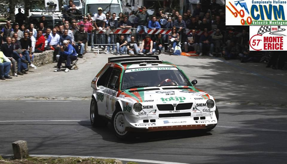 This Lancia Delta S4 Hillclimb Car is Automotive Therapy