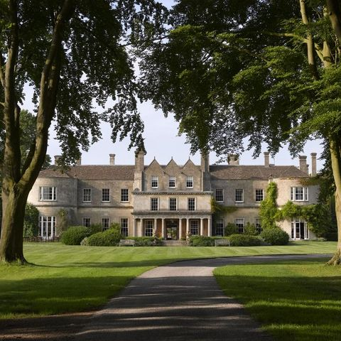 luxury countryside hotels in the UK