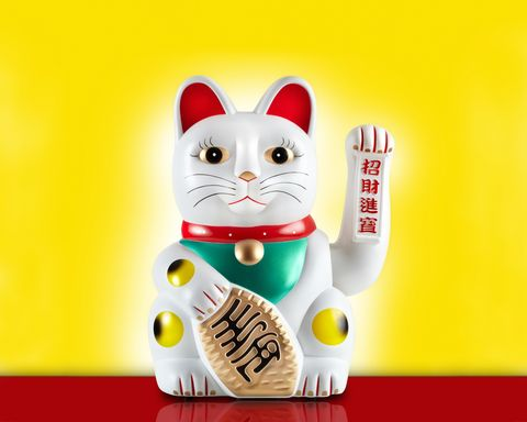 Lucky Cat or Maneki-neko