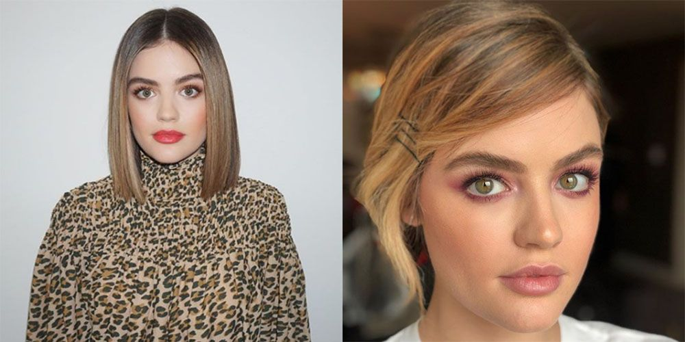 42 Best Celebrity Hairstyles 2018 New Celeb Hair Transformations