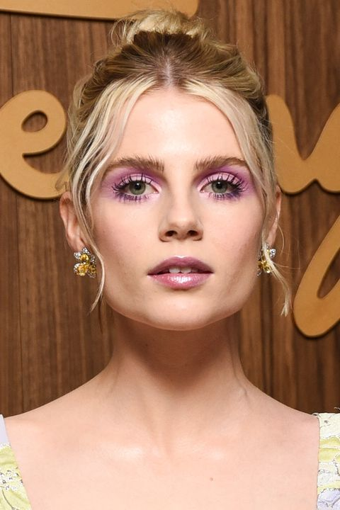 lucy boynton beauty muse