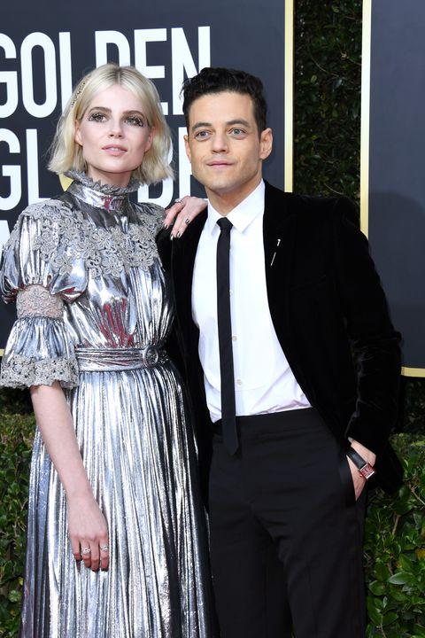 Golden Globe Awards - cutest couples