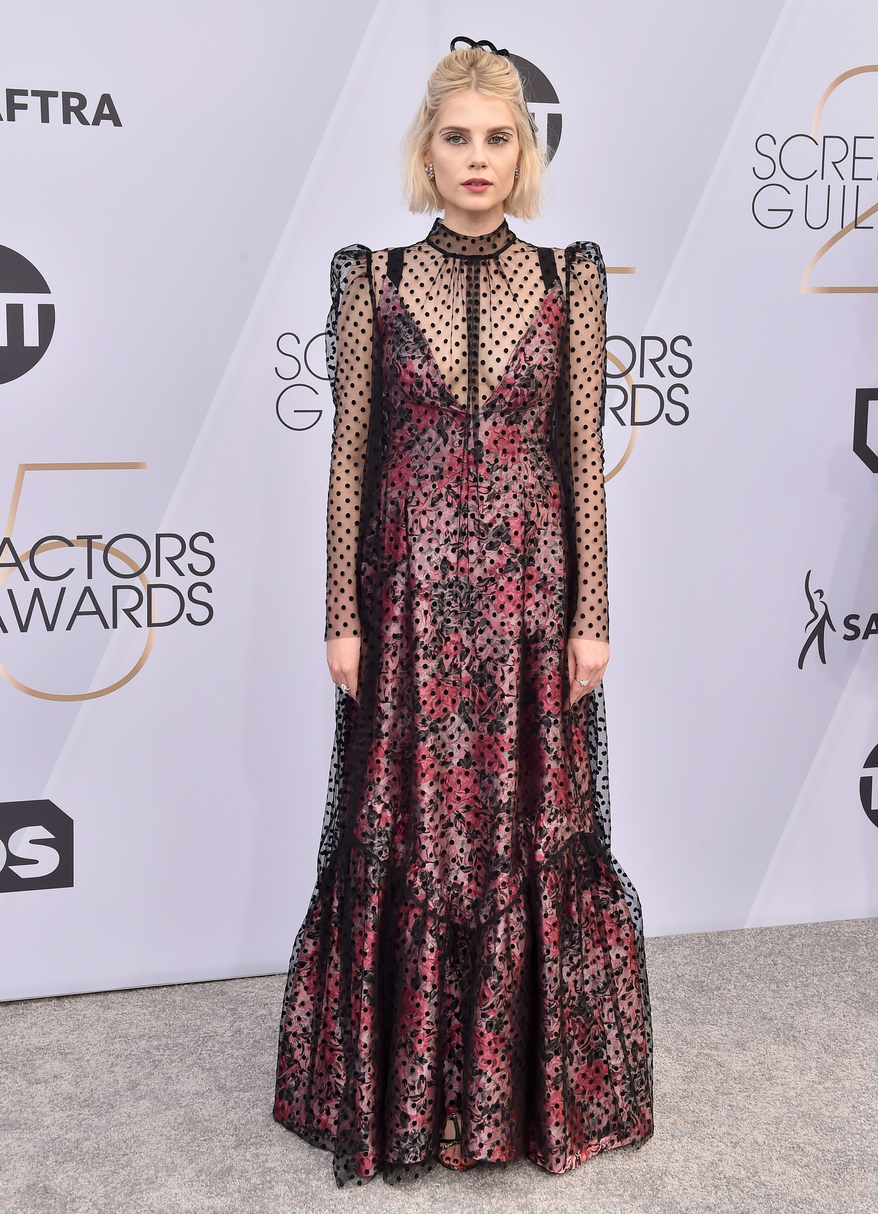 Lucy Bonynton Screen ActorsÊGuild Awards