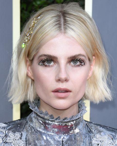 Golden Globe Awards - best hair and make up looks