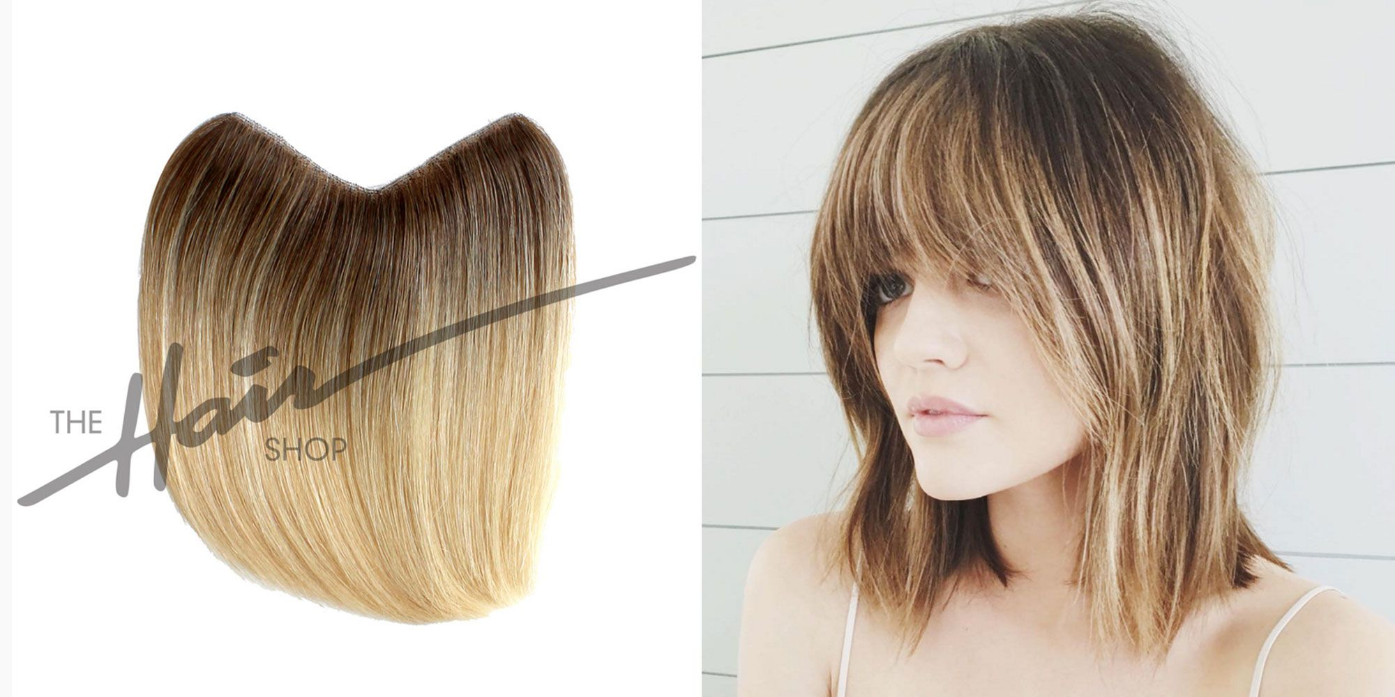 Lucy Hale - Secret to Lucy Hale Fake Bangs