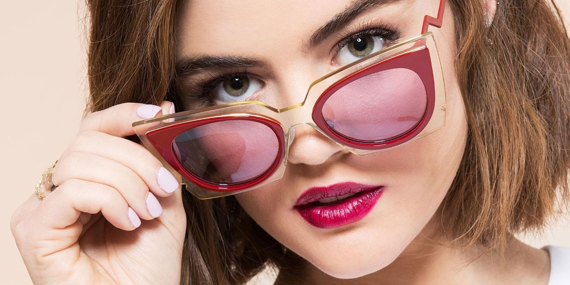 20 flattering sunglasses for your face shape