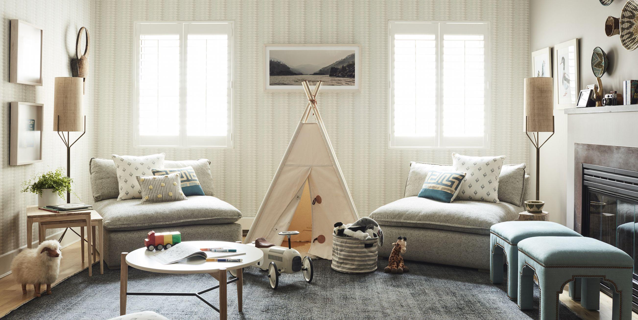 21 Sophisticated Playroom Design Ideas