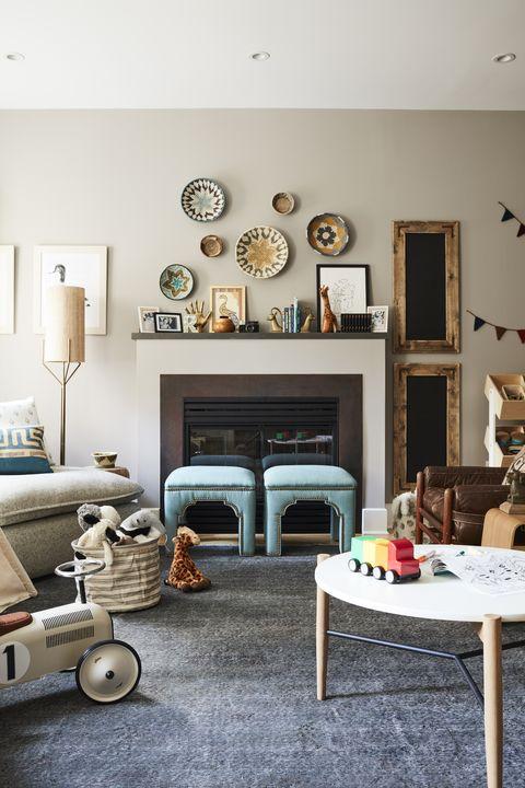 25+ Irresistible Playroom Design Ideas - Best Playroom ...