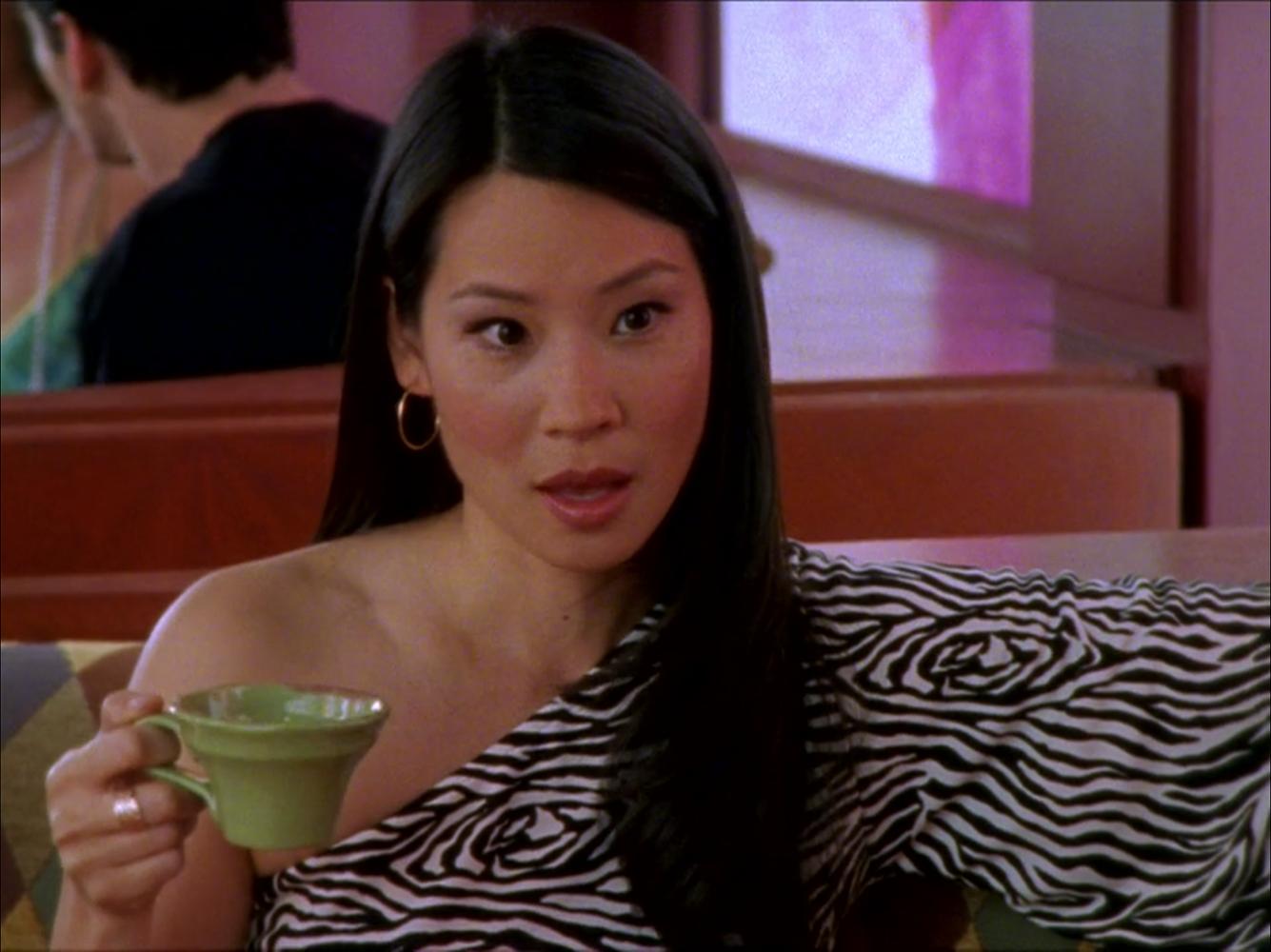 Lucy Liu (Season 4)