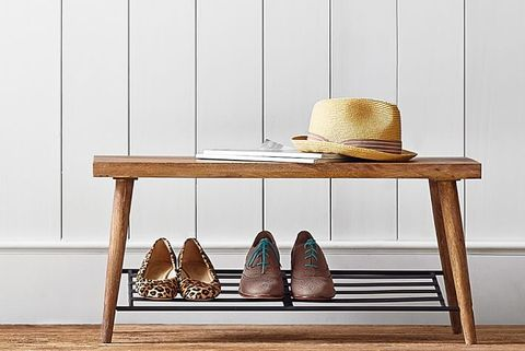 Scandinavian Shoe Rack