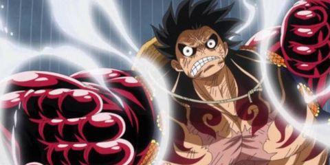 luffy nueva transformacion anime snakeman one piece
