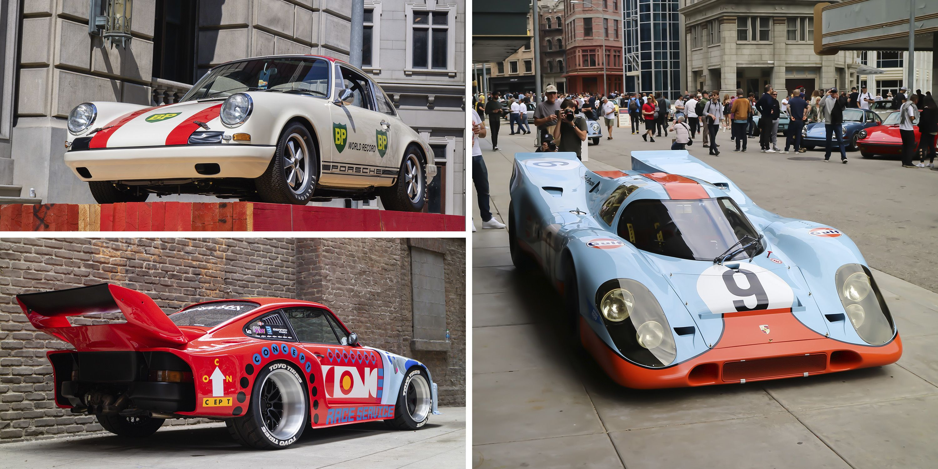 Luftgekuhlt 2019 In Photos 9 Of The Craziest Porsches At The Show