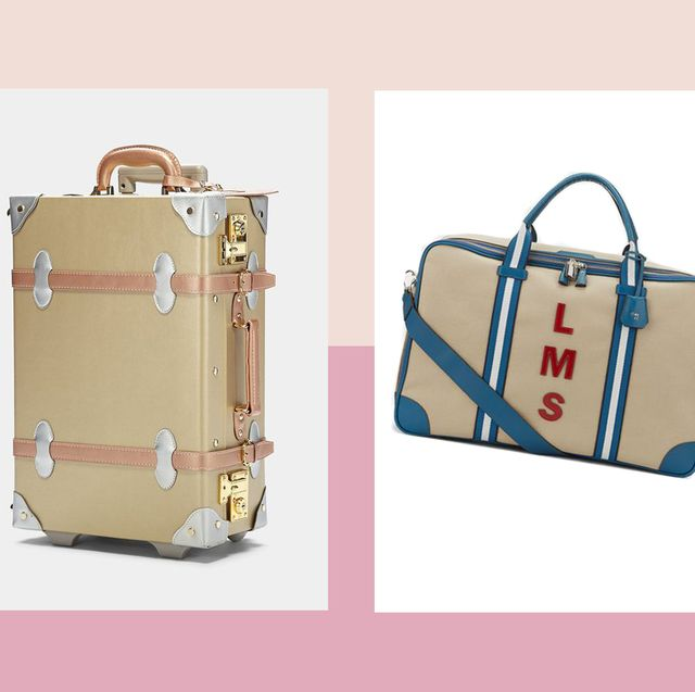Bag, Handbag, Hand luggage, Fashion accessory, Yellow, Luggage and bags, Beige, Baggage, Material property, Travel,