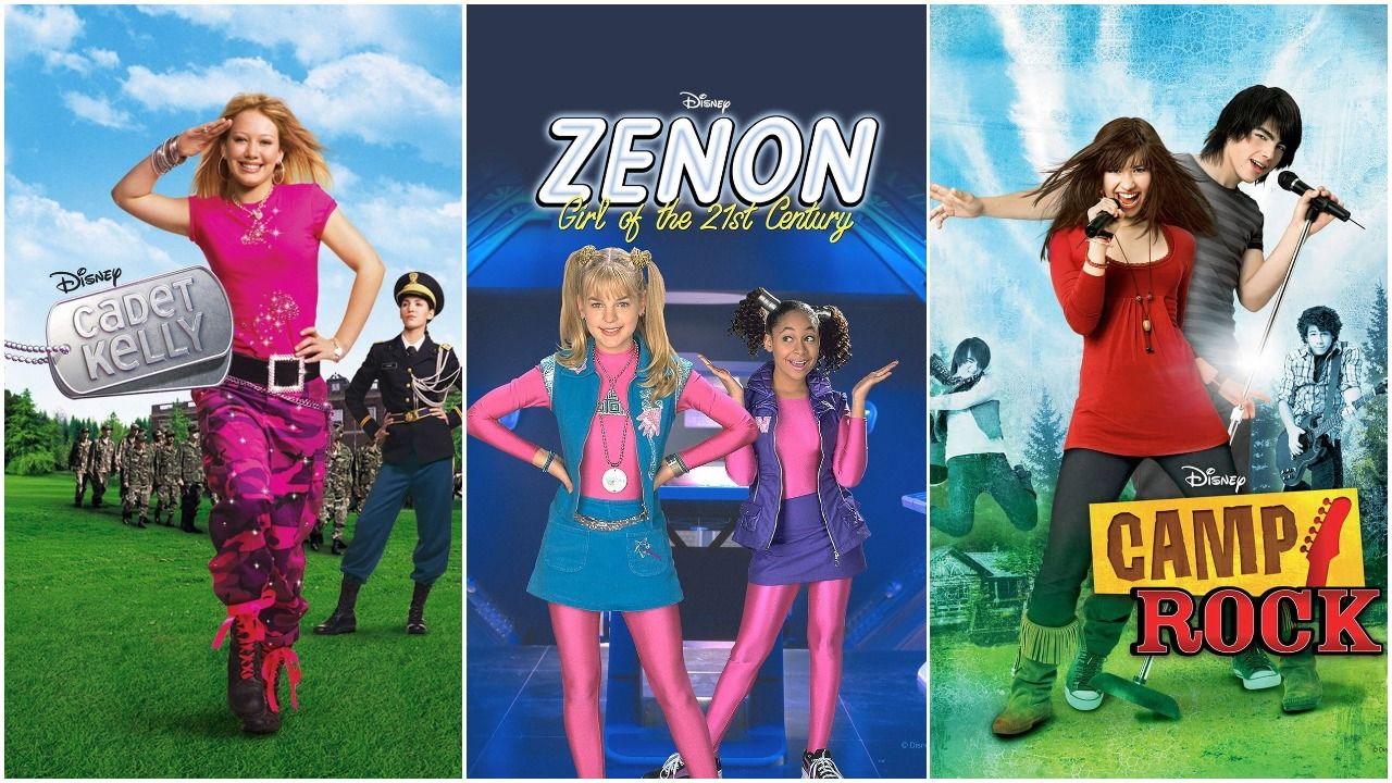 The Best Disney Channel Original Movies, Ranked