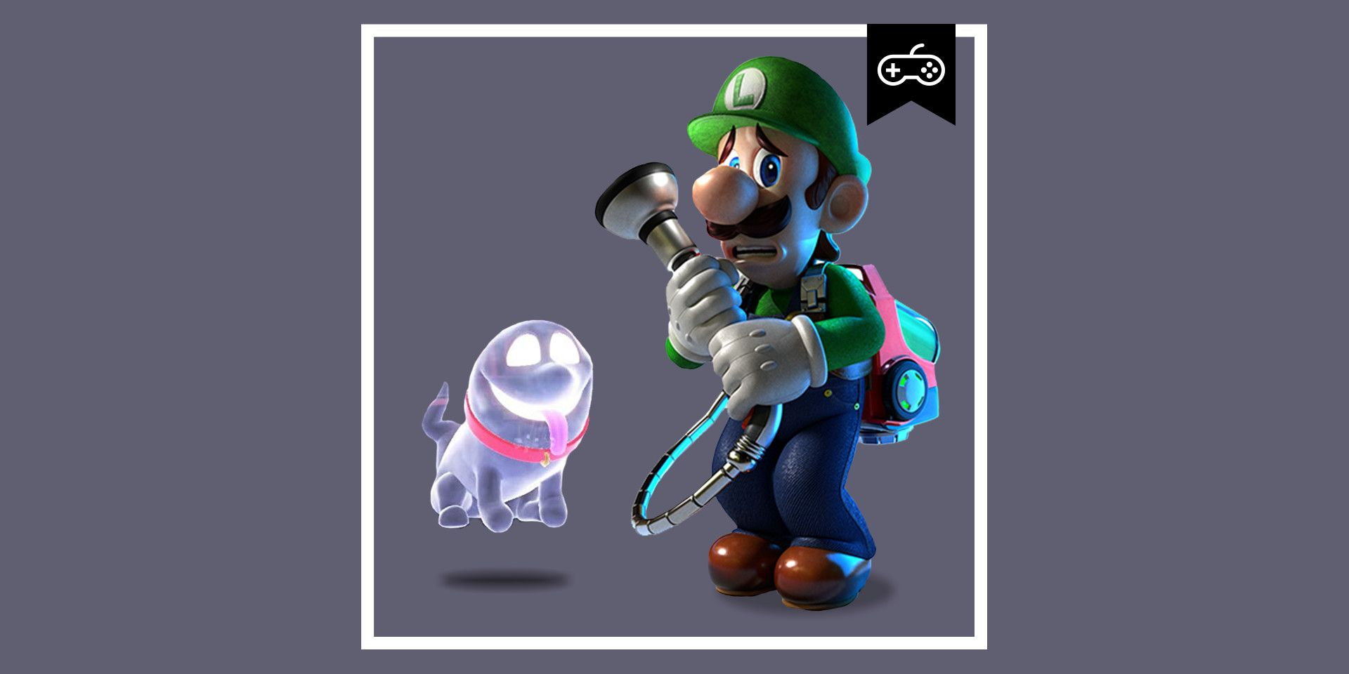 Luigi's Mansion 3 Is...Almost Too Scary for a Video Game?