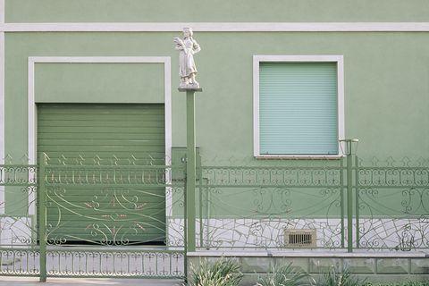Colazione sull'erba di Luigi Ghirri, serie fotografica, 1972-1974
