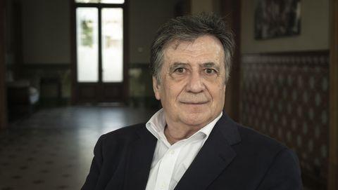 El escritor Luis Landero \'Lluvia fina\' en Página Dos