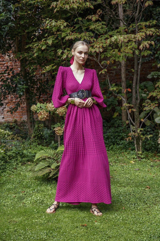 La collezione Luisa Spagnoli Primavera Estate 2021 è una dedica a tutte le donne