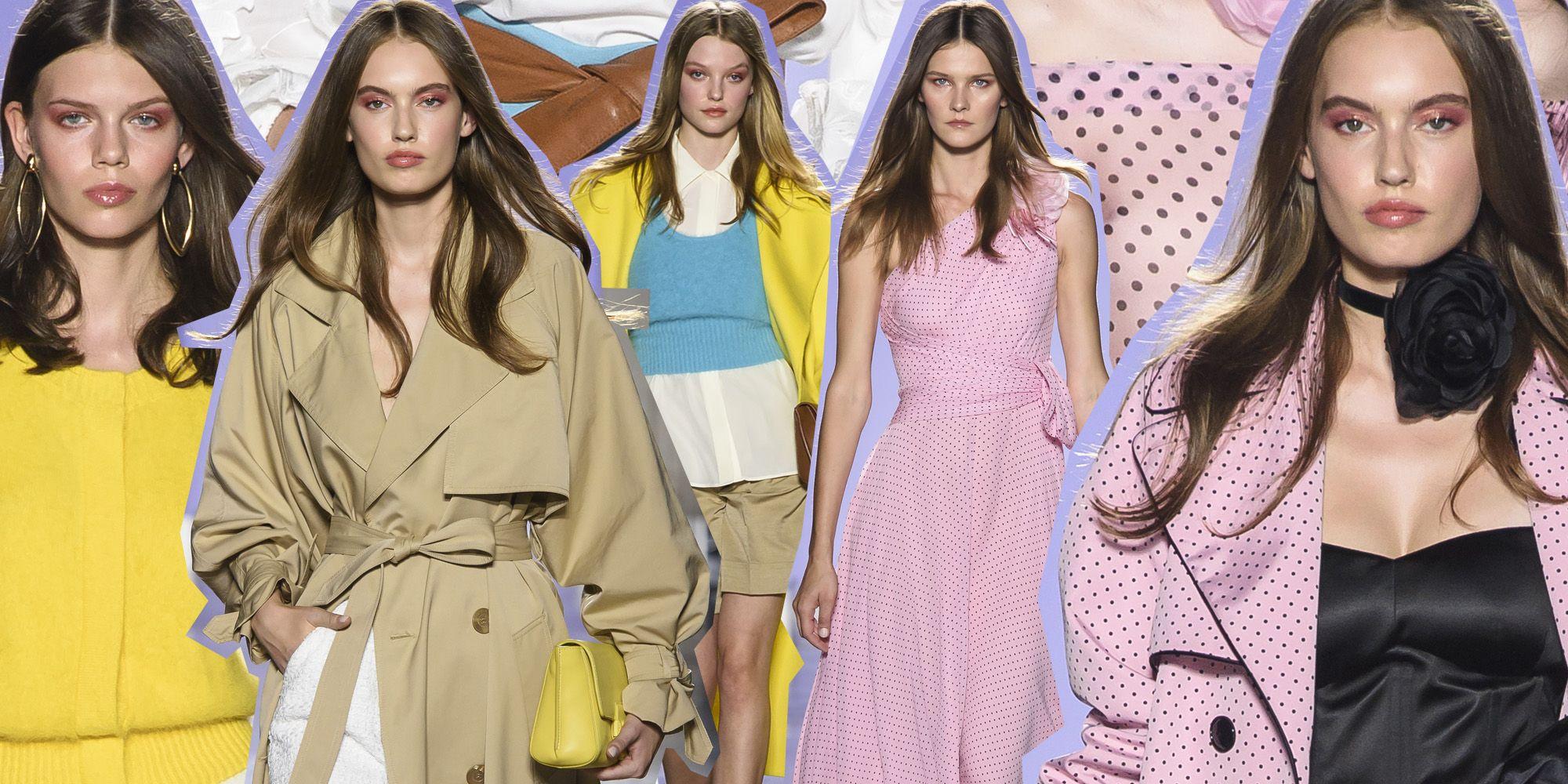 Luisa Spagnoli Primavera Estate 2019  la collezione must have in una  sfilata che inaugura la Milano Fashion Week e38ee2949fe