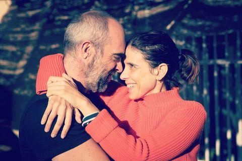 Luisa Mayol y Luis Tosar