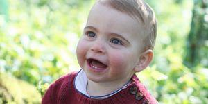 Luis de Cambridge celebra su primer cumpleaños
