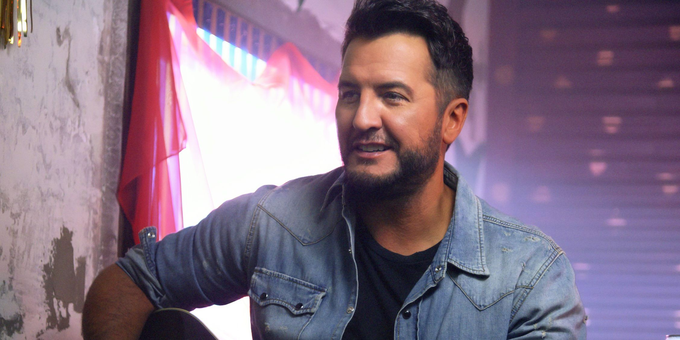 American Idol's Luke Bryan Shares a Sweet Childhood Memory About His Dad