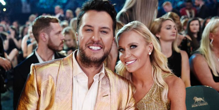 2ce90760b2 Luke Bryan and Wife Caroline Boyer's Love Story - Who is Luke Bryan Married  To?