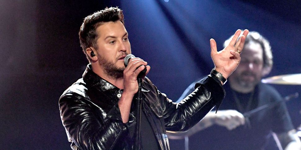 Luke Bryan Skipped the CMA Awards and Everyone's Wondering Why - countryliving.com