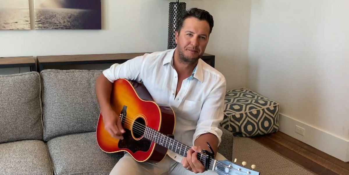 Luke Bryan Was Hilariously Mistaken for Blake Shelton on a Local News Channel