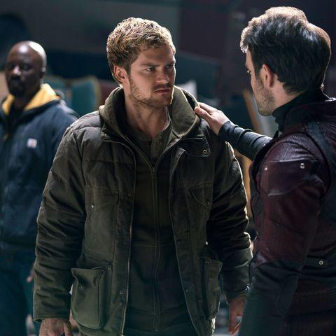 The Defenders, Luke Cage, Iron Fist, Daredevil