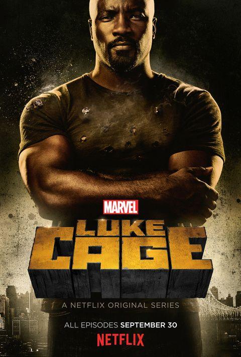 Marvel Netflix Luke Cage Temporada 1