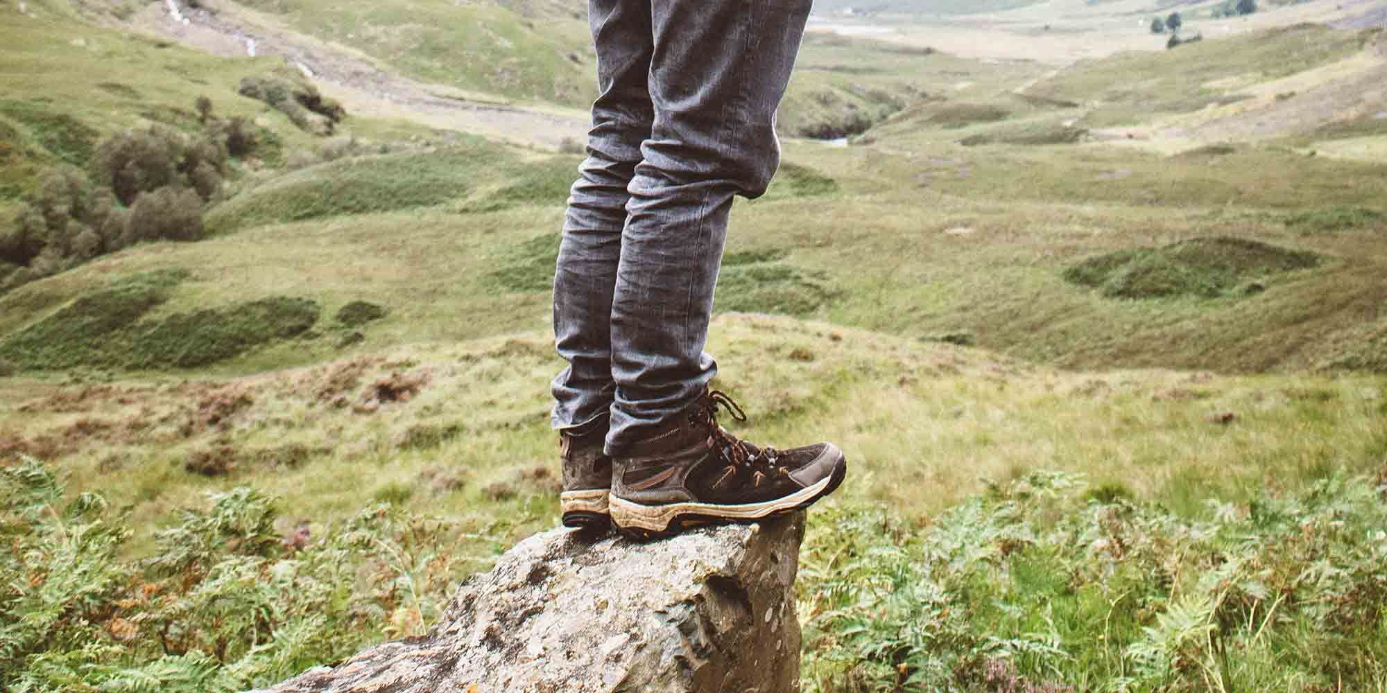 8 Stylish Hiking Boots and Sneakers to Score During Backcountry's Big Sale