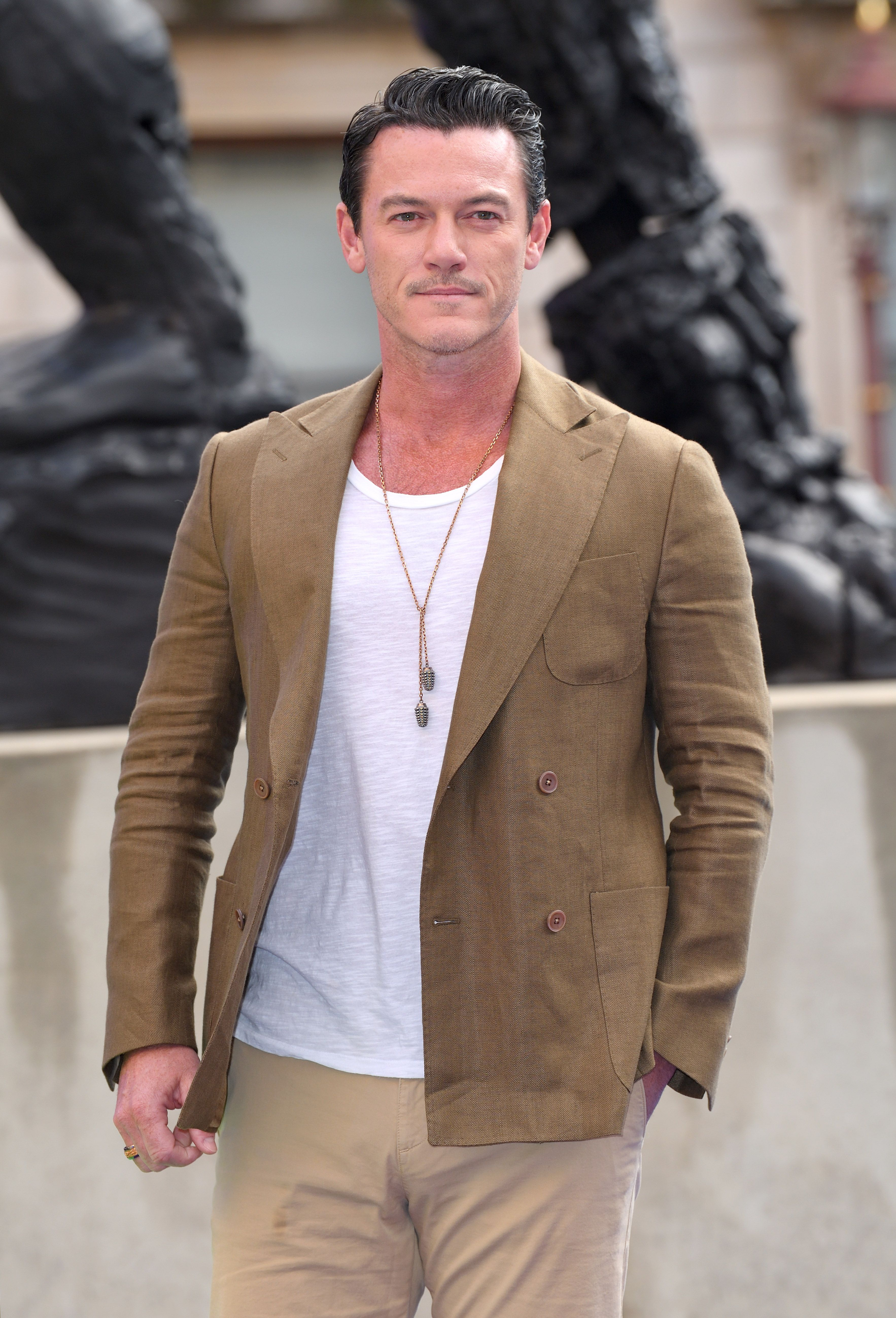 Luke Evans Wants to Know What Fans Thought of His Controversial Full Frontal Scene in 'Ma'